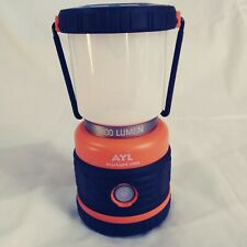 AYL 46-LED Camping Lantern, w/1800Lumen, 4 Modes, Uses 3 D-cell Batteries, NEW