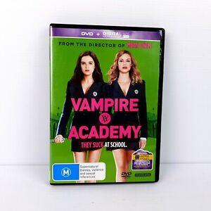 Vampire Academy : They Suck At School - DVD - FREE POST