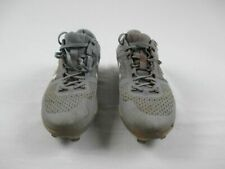 Under Armour - Gray Cleats (Men's 12.5) - Used
