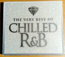 The Very Best of Chilled R&B CD 3 Disc Boxset 2015 - Great Condition - Beyonce