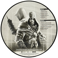 Assassins Creed: The Best of Jesper Kyd Limited Edition Picture Disc Vinyl LP
