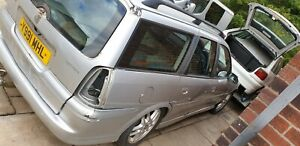 Vectra Sri 130 Estate Breaking All Parts Available