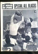 Miroir des sports 27/1/1964; Spécial All Blacks