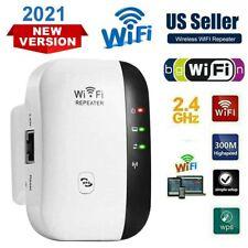 Wifi Range Extender Internet Signal Booster Wireless Network Amplifier Repeater