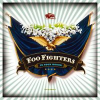 "Reproduction ""Foo Fighters - In Your Honor"",  Album Poster, Size: 16"" x 16"""
