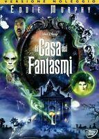 LA CASA DEI FANTASMI (2003) un film di Rob Minkoff DVD EX NOLEGGIO  BUENA VISTA