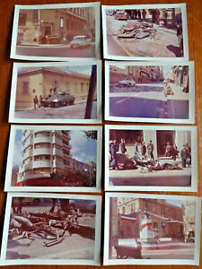 ALGERIE OAS RARE LOT PHOTOS ORIGINALES 1961 62 ATTENTAT