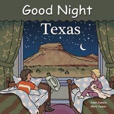 Good Night Our World: Good Night Texas by Adam Gamble (2011, Board Book)