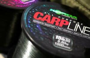 Korda All Purpose Carp Line 1000m Spool *New* - Free Delivery