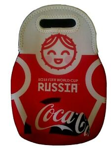 COCA COLA 2018 FIFA WORLD CUP RUSSIA COOLER BAG BRAND NEW