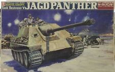 Bandai JAGD PANTHER Tank Destroyer V 1/24 scale Remote control Plastic model JPN