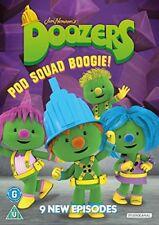 Doozers - Pod Squad Boogie [DVD] [2015][Region 2]