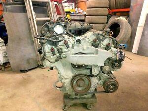 2015 OEM CHEVROLET CHEVY IMPALA GM 3.6L ENGINE W/ 75K MILES AS SHOWN 4TH # VIN 1
