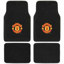 New Manchester United FC ManU Football Soccer Club Car Truck Carpet Floor Mats