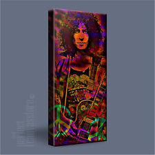 MARC BOLAN PSYCHEDELIC ROCK LEGEND ICONIC CANVAS ART PRINT PICTURE Art Williams