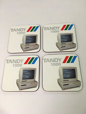 Tandy 1000 Early Home Computer enthusiast COASTER SET