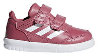 Adidas Neo Kids Girls Shoes Infants Casual Altasport CF Sneakers Pink B37976 New