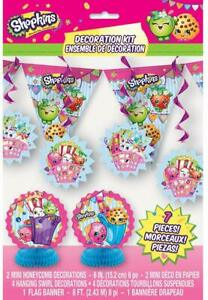 Shopkins Party Decoration Kit, 7pc