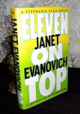 Eleven On Top Stephanie Plum series by Janet Evanovich HC DJ 2005 1st print