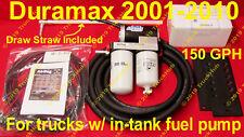 AirDog 6.6 6.6L Duramax Diesel 150 GPH Lift Pump Filter (2001-2010) A4SPBC088