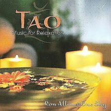 Tao: Music for Relaxation by Ron Allen & One Sky (CD, Jul-2005, New World Music)