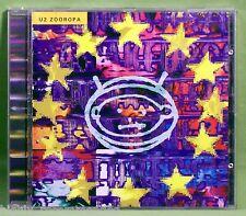 Zooropa by U2 (CD, Jun-1993, Island) Alternative Rock