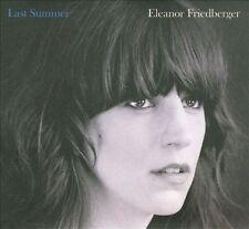 Eleanor Friedberger, Last Summer, New
