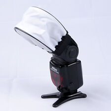 Universal Cloth SOFT Flash Bounce Diffuser For Canon Nikon Sony DSLR Camera