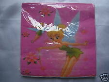 20 Birthday Children  Birthday Party Napkins,Tinkerbell