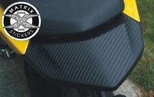 Sticker PROTECTION derrière de SELLE Honda Hornet 600 CBR600F - 19cm x 14,5cm