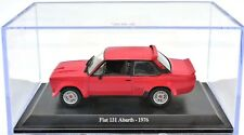 MODELLINO AUTO FIAT 131 SCALA 1/43 DIECAST MINIATURE CAR MODEL NOREV ABARTH NEUF