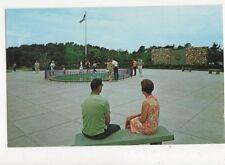 John F Kennedy Memorial Myannis Cape Cod Mass. USA Old ostcard 435a