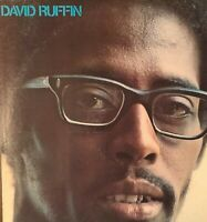 DAVID RUFFIN *Pre-Owned LP** M 762 L-DJ *STEREO**RARELY PLAYED