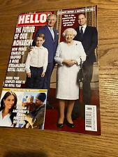 Hello! Magazine UK Issue 1617  13th January 2020 (BRAND NEW)Royals Monarchy