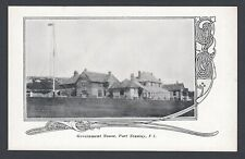 More details for printed postcard falkland islands government house port stanley malvina series