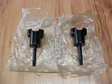 NEW GENUINE YAMAHA PAIR OF HANDLEBAR RISERS BLACK FOR 22MM 7/8 HANDLE BARS 22 MM