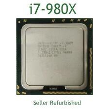 Intel Core i7-980X Extreme 3.33GHz LGA1366 6core 12M CPU Processor USED