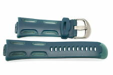 NIKE COVERT TEAL REPLACEMENT RUBBER WATCH BAND WXS004