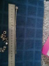 Pandora charm bracelet (19cm) and genuine charms