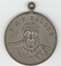 South Africa 1900 Paul Kruger Unity Makes Strength Eendracht Maakt Macht Medal