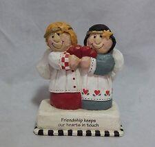 Eddie Walker Friendship Angels Figurine