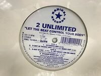 """2 UNLIMITED LET THE BEAT CONTROL YOUR BODY MEGAMIX 12"""" RADIKAL HAL 12494 SEALED"""
