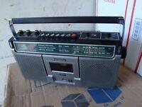 Panasonic RQ-4040 Boombox Boom Box Portable Stereo Ghetto Blaster