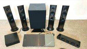 Sony BDV-N7200W System 5.1 Lautsprecher Anlage Für Heimkino Home Cinema High End