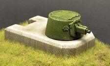 DioDump DD072 Vickers tank turret bunker 1:35 scale military diorama vignette