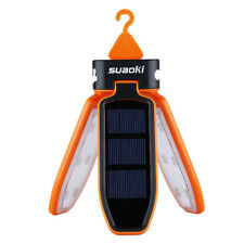 Suaoki Collapsible LED Camping Lantern Rechargeable Light Solar Tent Lamp