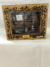 New Corgi Wallace & Gromit Limited Edition Animated Cell Set