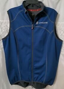 Hincapie Cycling Vest Full Zip 2XL Men's