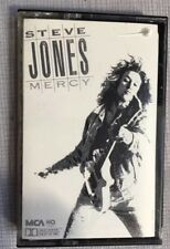 Steve Jones..Sex Pistols Guitarist..Mercy Cassette Free Shipping