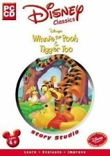 NEW Disney's Winnie The Pooh & Tigger Too PC CD ROM GAMES